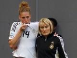 اشک زنان فوتبالی آلمان پس از شکست..(عکس)
