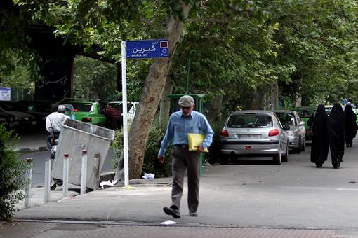 رانندگی بی نظیر بعضی از ما ایرانیان ..(تصاویر)