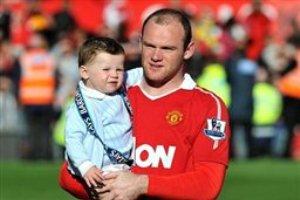 عکس جدید پسر وین رونی..(فوتبالیست)