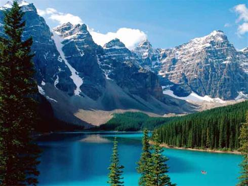 عکس های بسیار دیدنی از زیباترین دریاچه های دنیا..