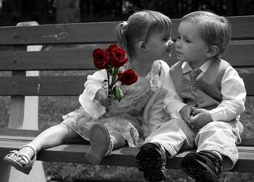 عکس های رمانتیک بوسه های آتشین
