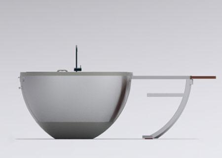 نقلی ترین آشپزخانه (عکس)