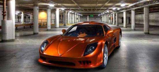 اتومبیلی که سریعترین شناخته شد (عکس)