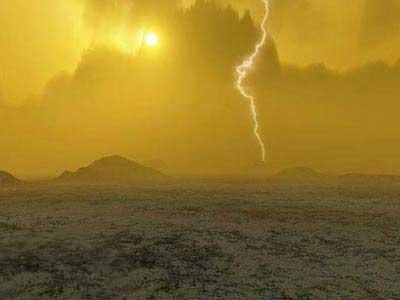 وحشتناک ترین سیاره ها در دنیا (عکس)
