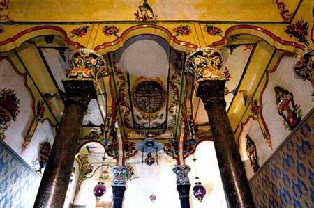 عکس های جالب کاخ موزه ماکو