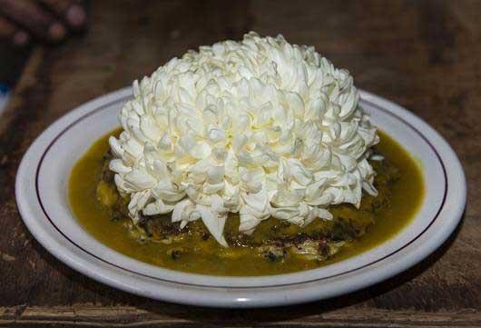 عجیب و غریب ترین غذا ها در مکزیک (عکس)