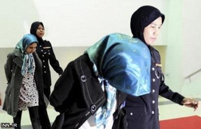دختران ایرانی در مالزی اعدام شدند (عکس)