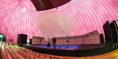 عجیب ترین کنسرت جهان (عکس)