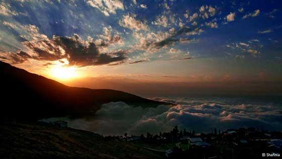زیبایی های بینظیر ایران (عکس)