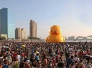 غول اردکی که یک شهر را تسخیر کرد (عکس)