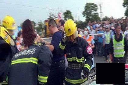 زنده ماندن زن همه را شوکه کرد (عکس)