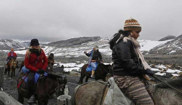دیدنی ترین یخچال قرن (عکس)