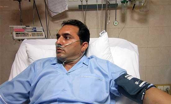 خبر ناراحت کننده ایست قلبی کوروش باقری (عکس)