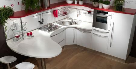 آشپزخانه جذاب ایتالیایی (عکس)