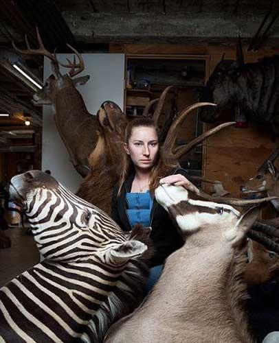 عکس های ترسناک از حیوانات عظیم الجثه