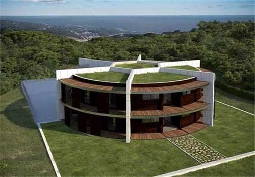 لیونل مسی با طراحی جالب منزلش (عکس)