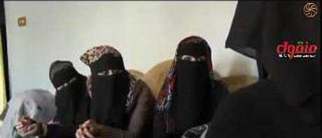 کارهای شرم آور تروریست ها بر دختران سوری (عکس)