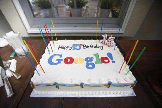 خانه اصلی گوگل (عکس)