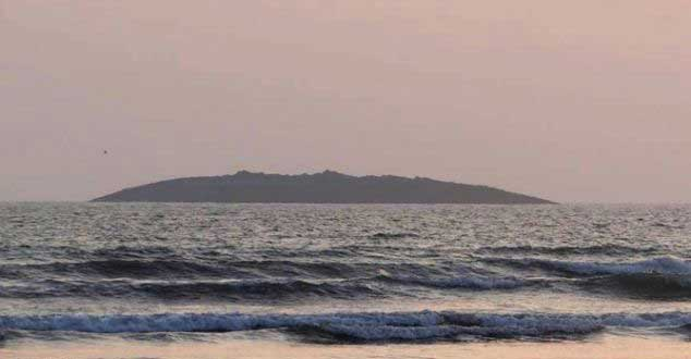 جزیره تازه متولد  جهان (عکس)