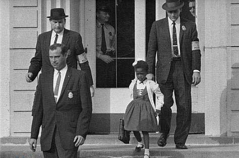 دختر سیاه پوستی که اسطوره شد (عکس)