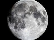 خبر جالب از جوان شدن ماه (عکس)