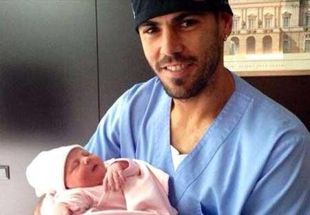 خبر جنجالی پدر شدن دوباره دروازه بان باشگاه بارسلونا