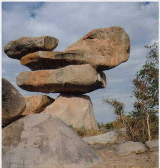 عکس های باور نکردنی از تعادل بی نظیر سنگ ها