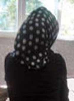 سرقت عجیب زن معتاد تهرانی از مردها (عکس)
