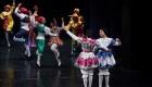 عکس های باور نکردنی از رقص باله دختران در ایران