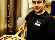 پیتزایی که همه را می سوزاند (عکس)
