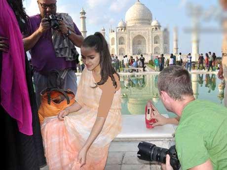 شکایت یونسکو از دختر شایسته جهان (عکس)