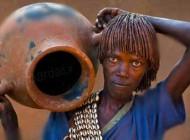 دردناک ترین زندگی یک زن سرسخت  (عکس)