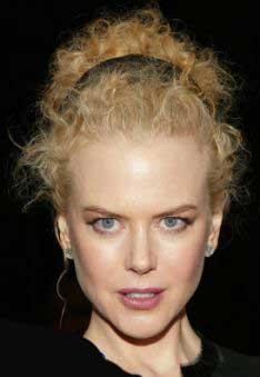 متنوع ترین مدل موی نیکول کیدمن