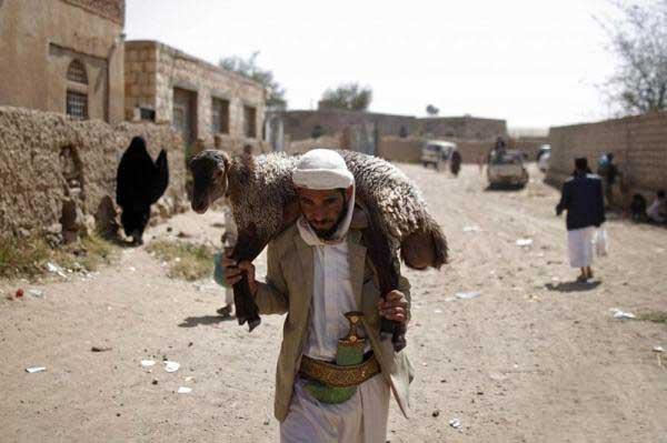 تصاویری از قربانیان روز عید قربان
