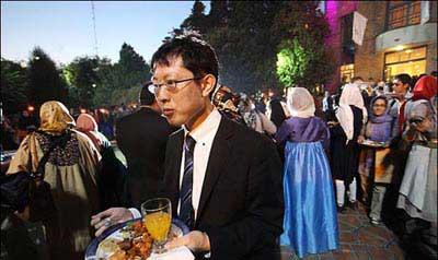 ذائقه یانگوم در ایران (عکس)