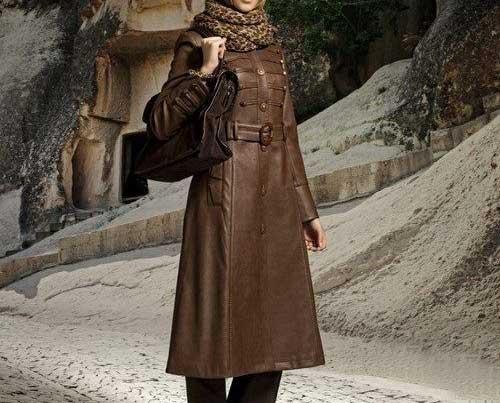 پالتوهای چرم زنانه 2013