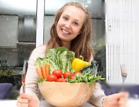 عجیب ترین نوع رژیم غذایی (عکس)