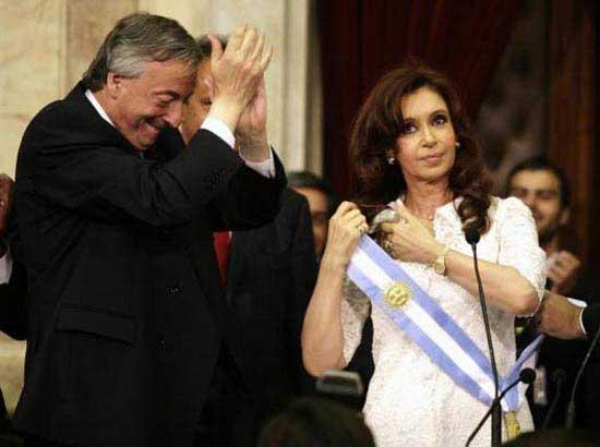 رئیس جمهور زن با لقب مد وفش (عکس)