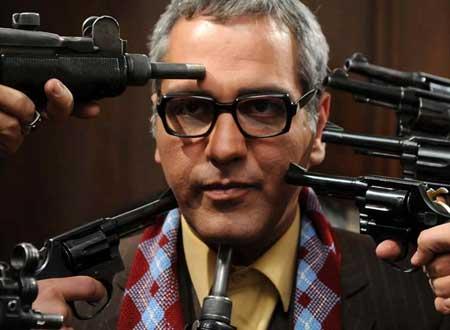 مهران مدیری تصمیم گرفته روحانی شود  (عکس)
