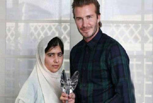 هدیه فوتبالیست مشهور به دختر پاکستانی غوغا به پا کرد