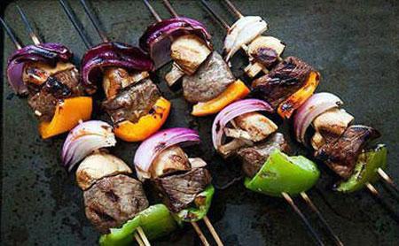 راهنمای کباب کردن انواع گوشت