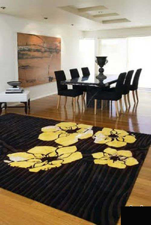فرش و قالیچه های شیک و زیبا