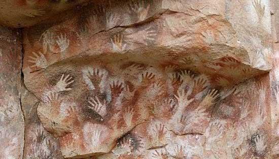نقاشی های جالب دوران غار نشینی
