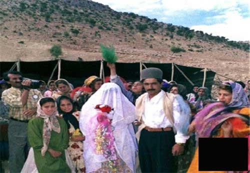 عکس های خصوصی از عروس و داماد های ایرانی