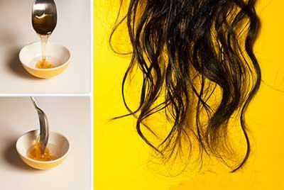 تقویت موها با روغن نارگیل در منزل