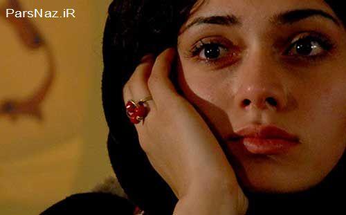 زندانی شدن بازیگر زن معروف ایرانی (عکس)