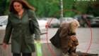 دنیا باید این پیرمرد را ستایش کند (عکس)