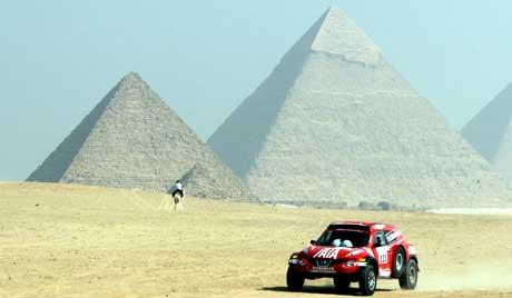 کشف جنجالی مقبرهی 4500 ساله در مصر