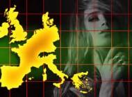 آماری از هزاران برده جنسی در اروپا