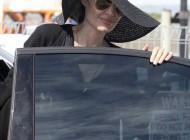 داغ ترین و جدید ترین عکس های آنجلینا جولی در فیلم جدیدش